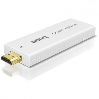 BENQ QCAST Dongle QP20 White